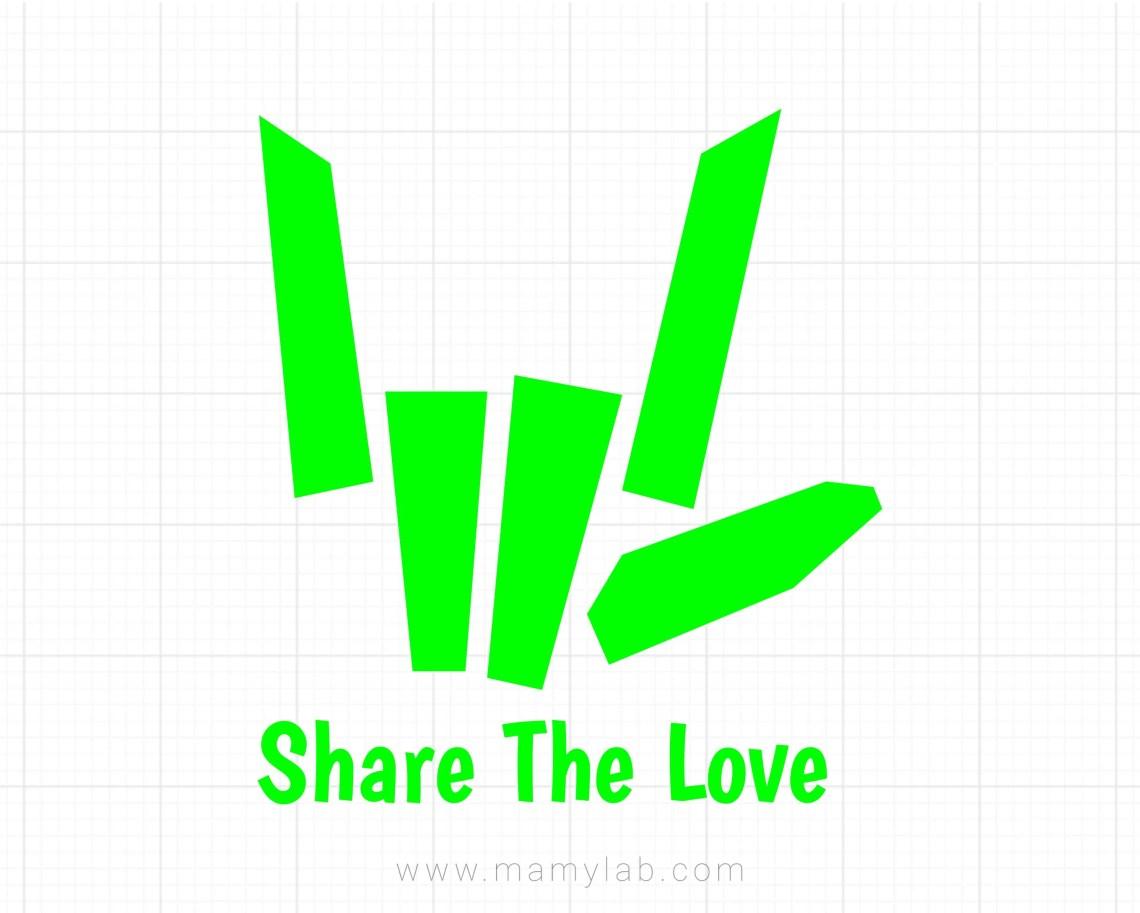 Download HD限定 Share The Love - できる