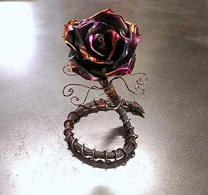 Antique Copper Rose