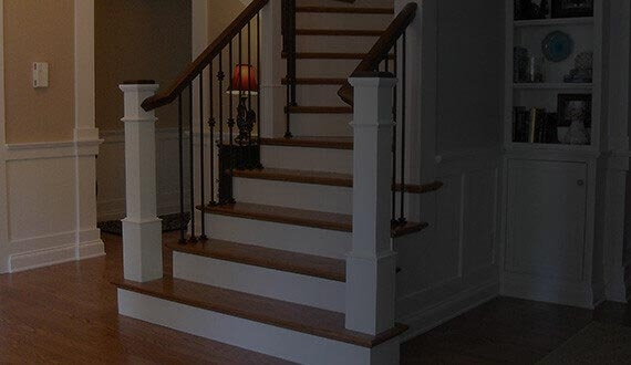 Staircase Building Materials Iron Balusters Iron Shoes Newels | Oak Handrails For Stairs Interior | Glass | Stair Treads | Oak Pointe | Wooden | Stair Parts