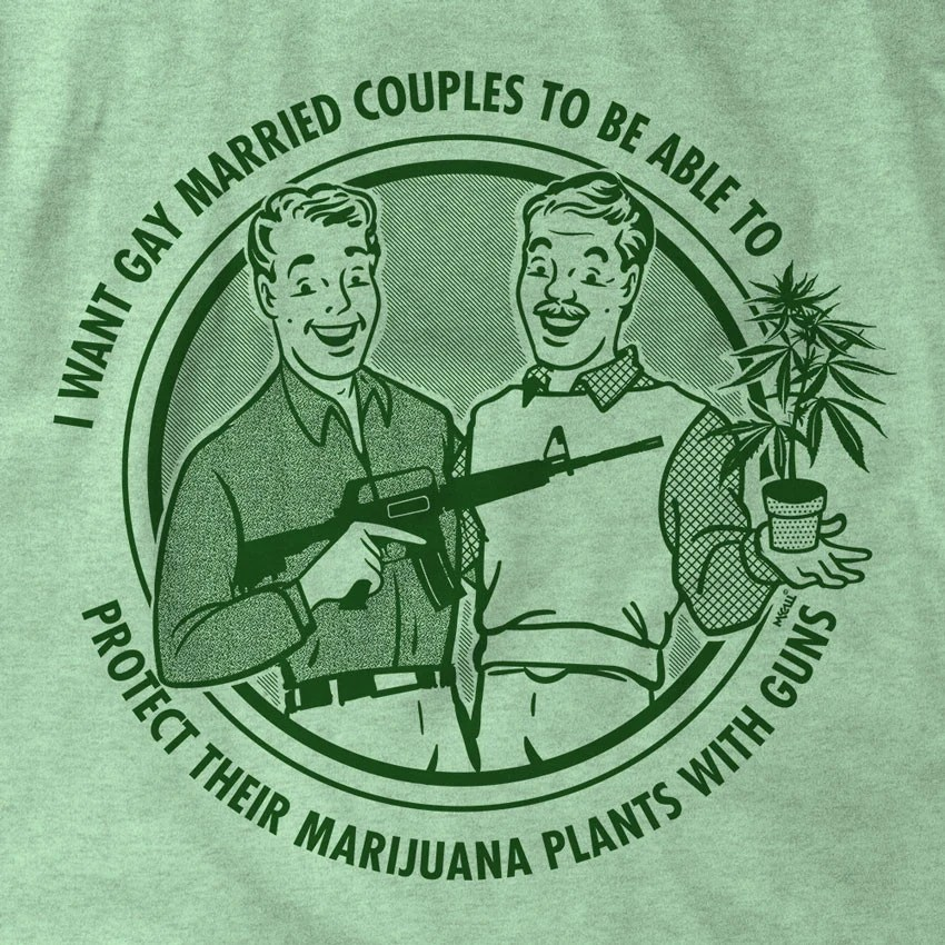 libertarian gay married couples meme