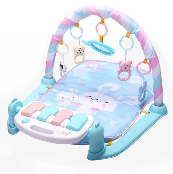 tapis chambre bebe d eveil pour fille
