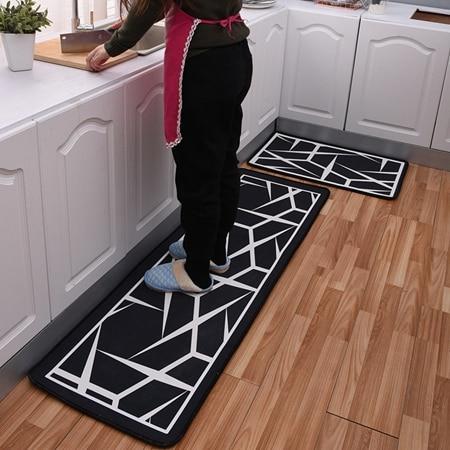 tapis de cuisine joli tapis