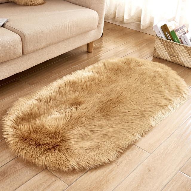 tapis salon ovale joli tapis