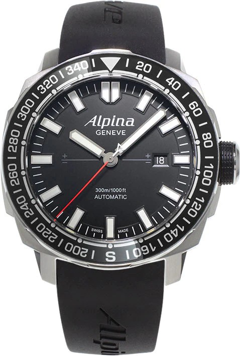 Alpina Watch Seastrong Yacht Timer Tactical Planner