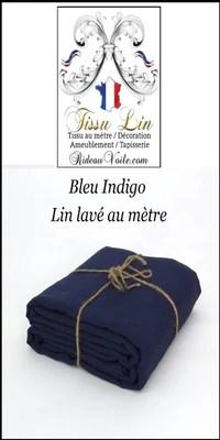 tissu lin lave grande largeur 285 cm 100 francais ameublement au metre rideaux