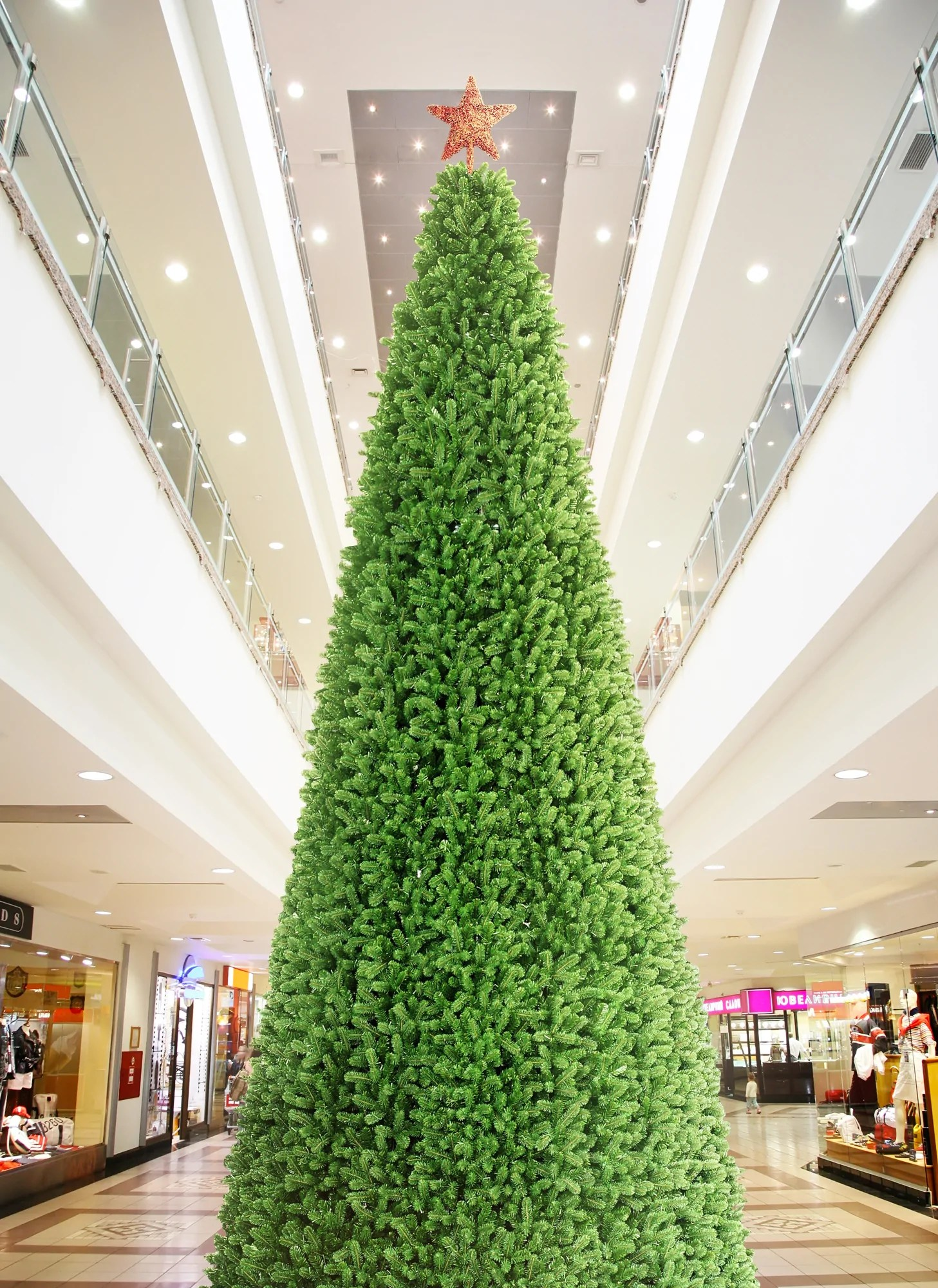 Artificial Christmas Kmart Foot 9 Tree