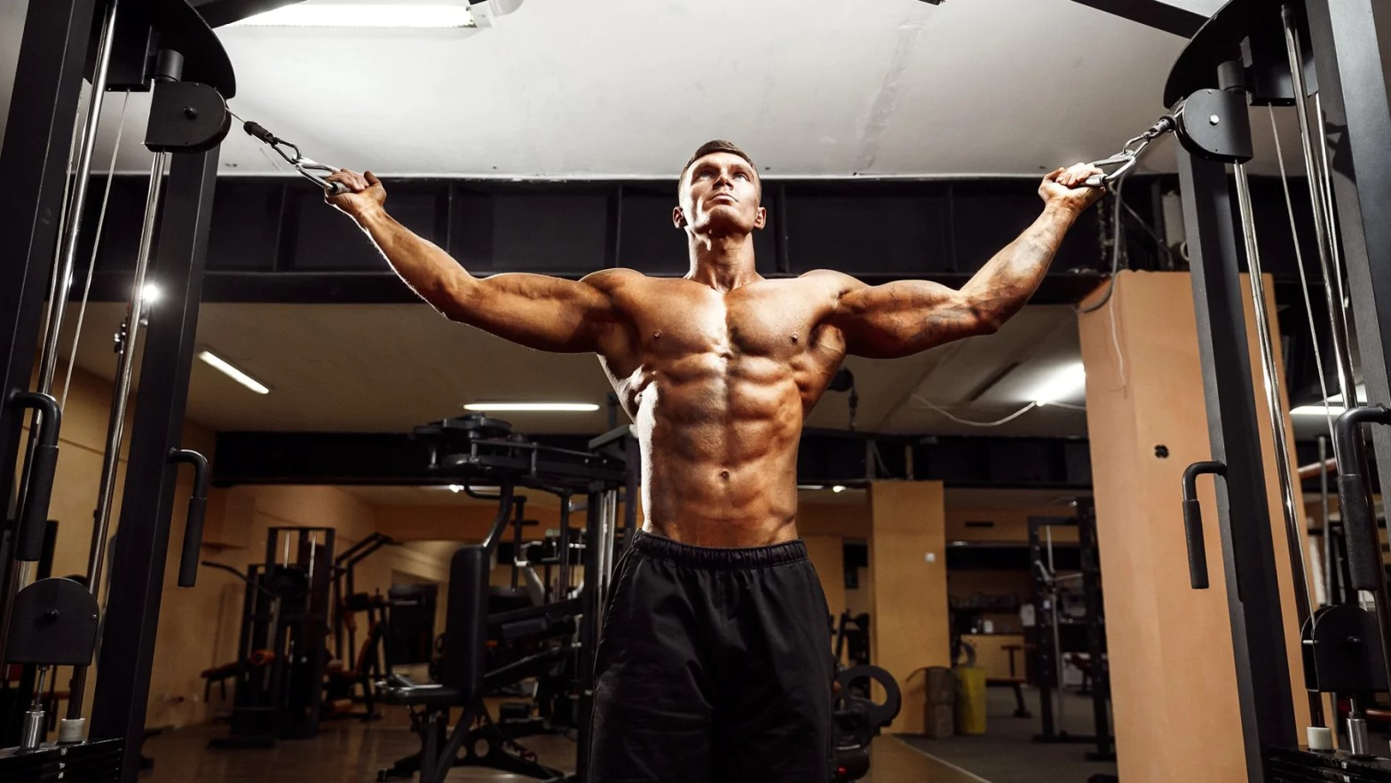 Pre Exhaustion Principle Guide Build Muscle Using Fatigue