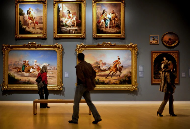 10 reasons to use led in an art gallery