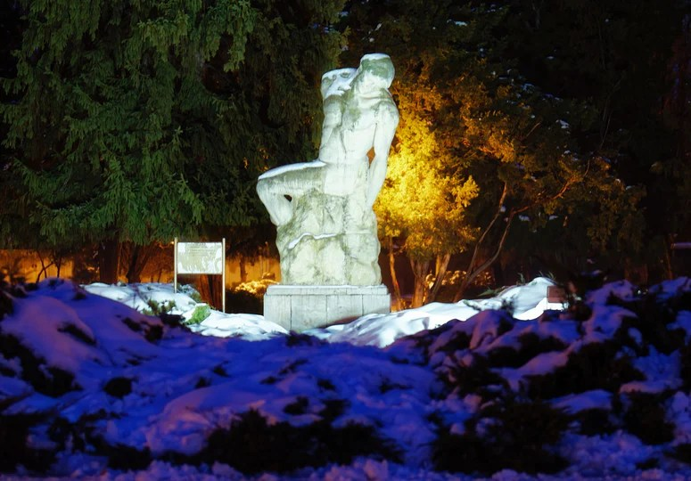 statue monument led lighting fixtures
