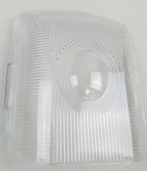 1 repl cover gustafson pancake light l8012 l8013 rv lights clear lens