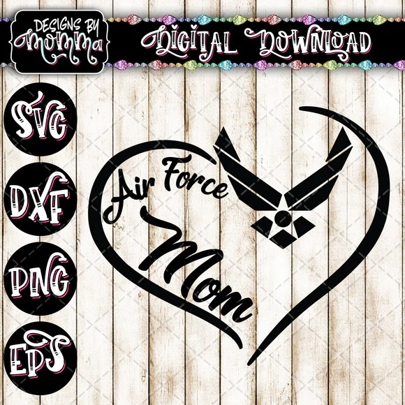 Download Custom MOM Decorative with childrens names SVG DXF EPS PNG ...
