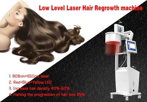650Nm Led Laser Hair Growth Stimulate Hair Regrowth Machine