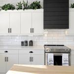 Ravinte 25pcs Handles 10pcs Cup Pulls Kitchen Cabinet Handles Matte Bl