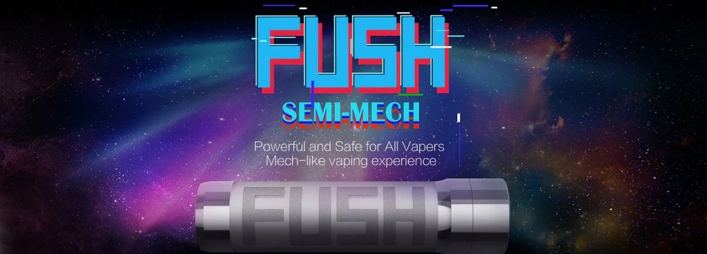 Acrohm Fush Semi Mech Mod