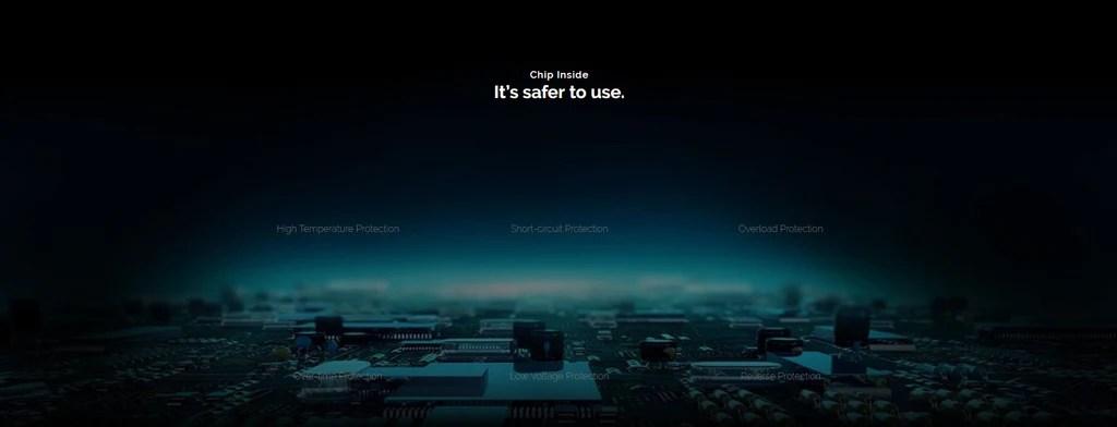 Acrohm Fush Semi Mech Mod is safer use