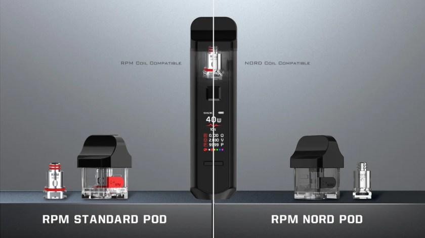 RPM Standard Pod & RPM Nord Pod