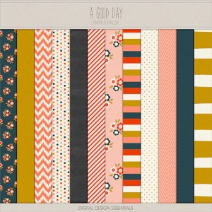 NEW! A Good Day Paper Pack