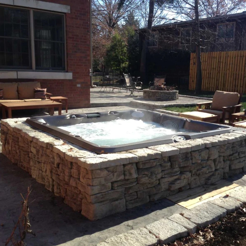 Jacuzzi J280IP Hot Tub | Outdoor Living on Outdoor Living Spa id=53473
