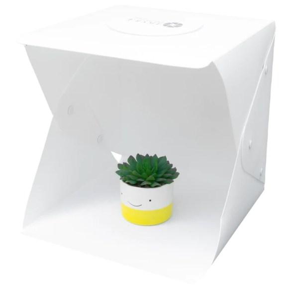 MacroFrame Lightbox - Portable Photo Studio