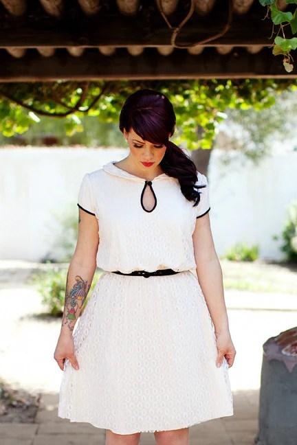 Miz Mozelle Dress sewing pattern