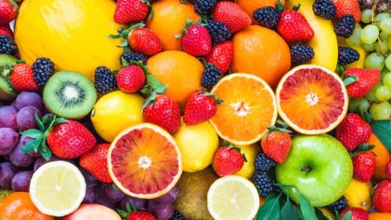 Frutas azúcar