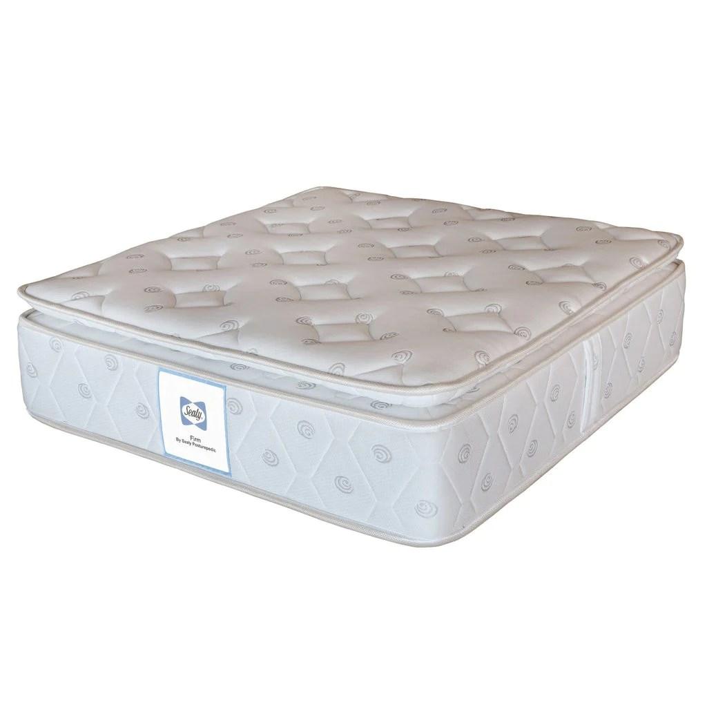 sealy firm mattress