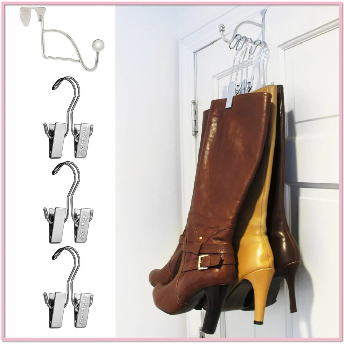 The Boot Valet™ (Includes 3 Boot Hangers) - Boottique