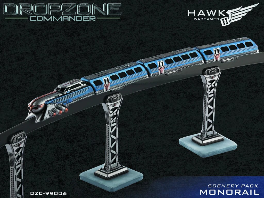 New modular monorail