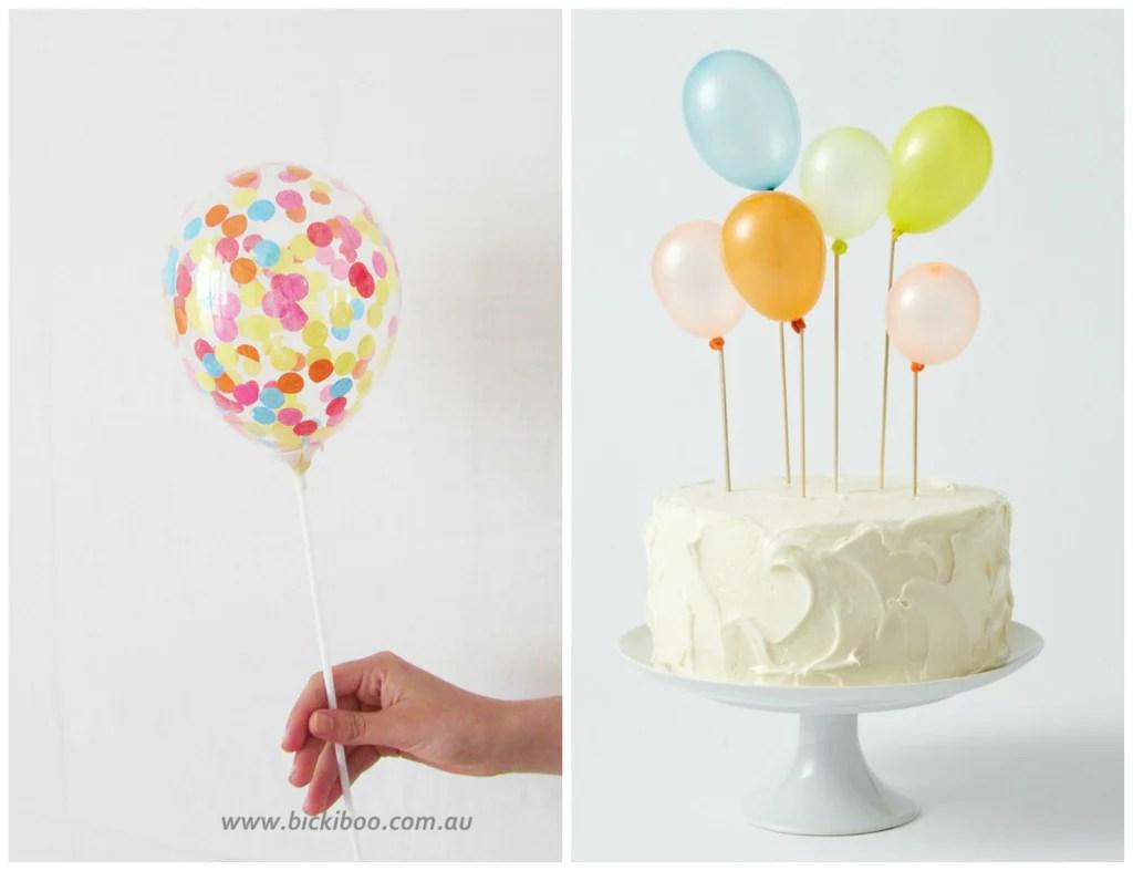 Mini Balloons 12cm Bickiboo Party Supplies Bickiboo