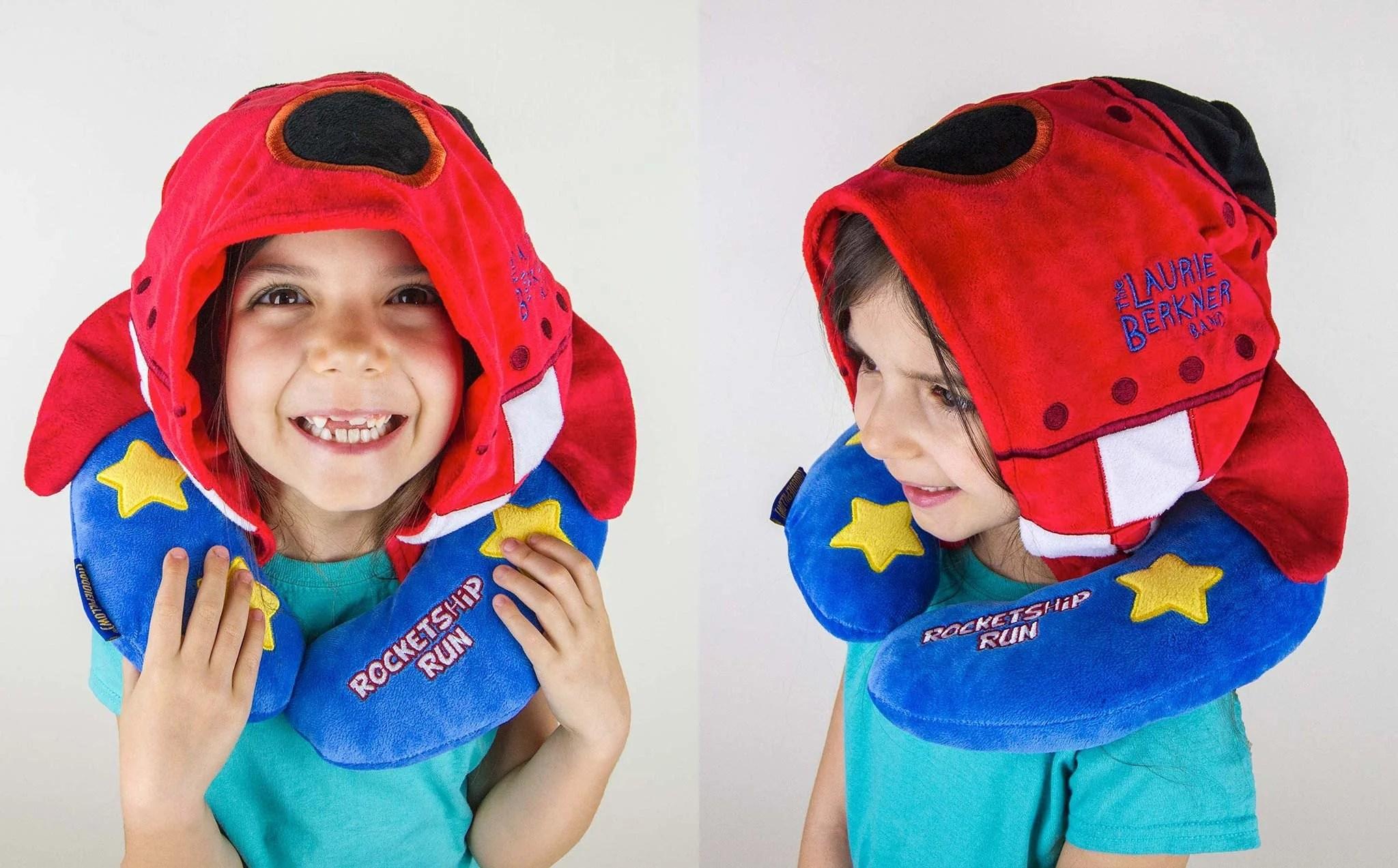 hoodiepillow pals kids travel pillows