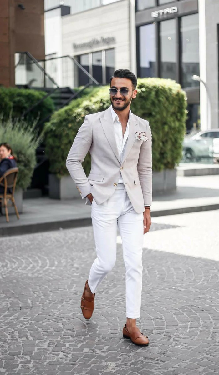 5 formal suit outfit ideas for men