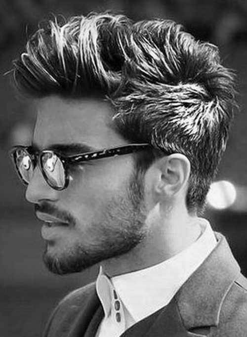 19 Classic Medium Mens Hairstyles You Can Try In 2018