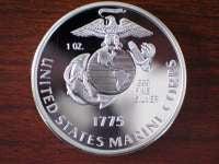 US Marine Corps Medallions