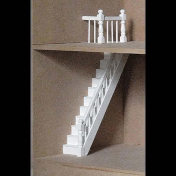 Stairs Rails Spindles Posts – Real Good Toys   Spindle Stairs Railings   Stair Treads   Wood   Stair Parts   Iron Stair   Espresso