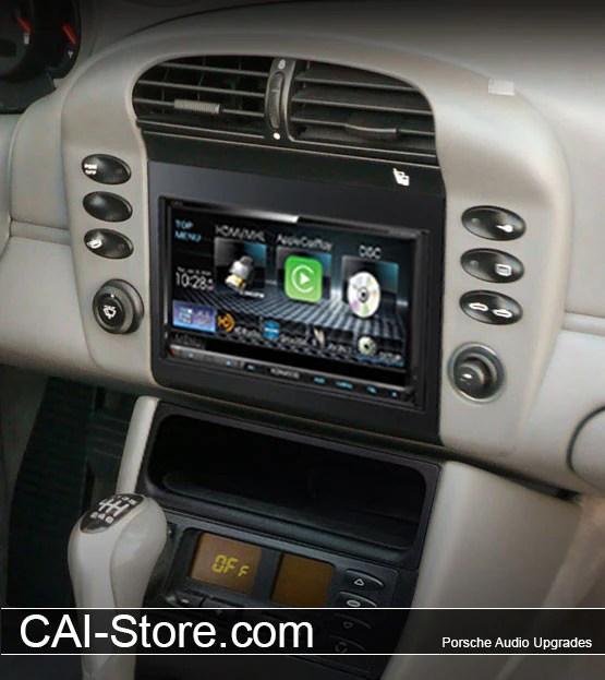 Porsche 911 & Boxster Double Din Radio Installation Parts Starting at – Car Audio Innovations