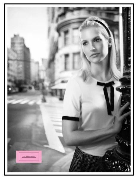 Les Femmes Velours Fall 2012 luxury t-shirts for women