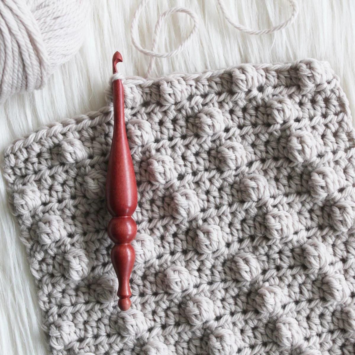 Handmade wooden crochet hooks by Furls