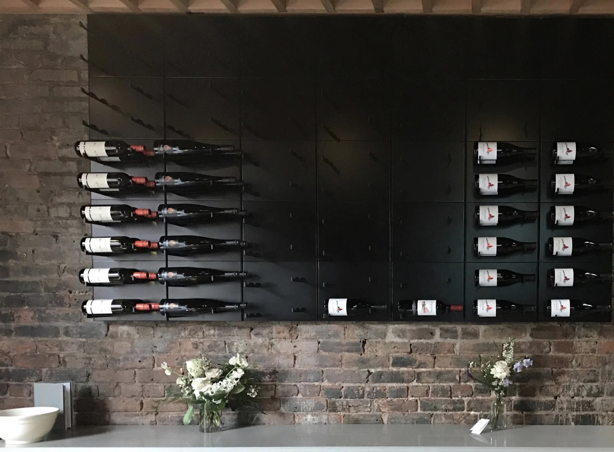 Wine Displays For Restaurants And Bars STACT Wine Racks