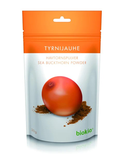 Sea-Buckthorn Berry Powder Package