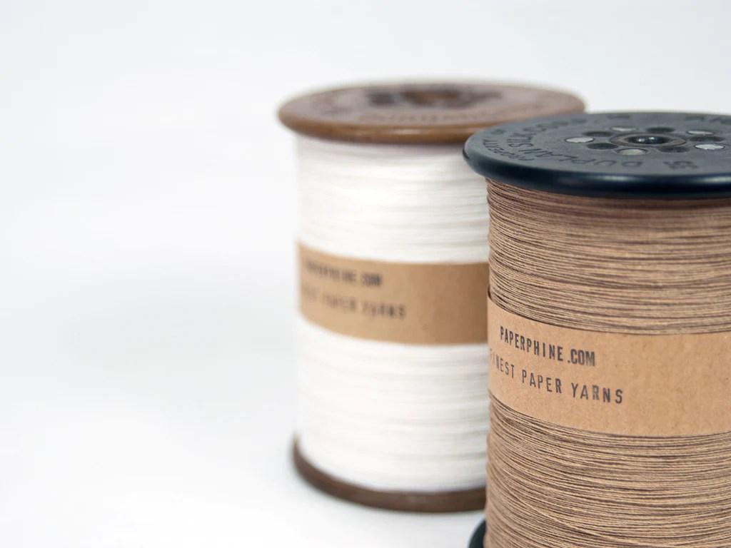 DIY Toilet Paper Roll Yarn Holders