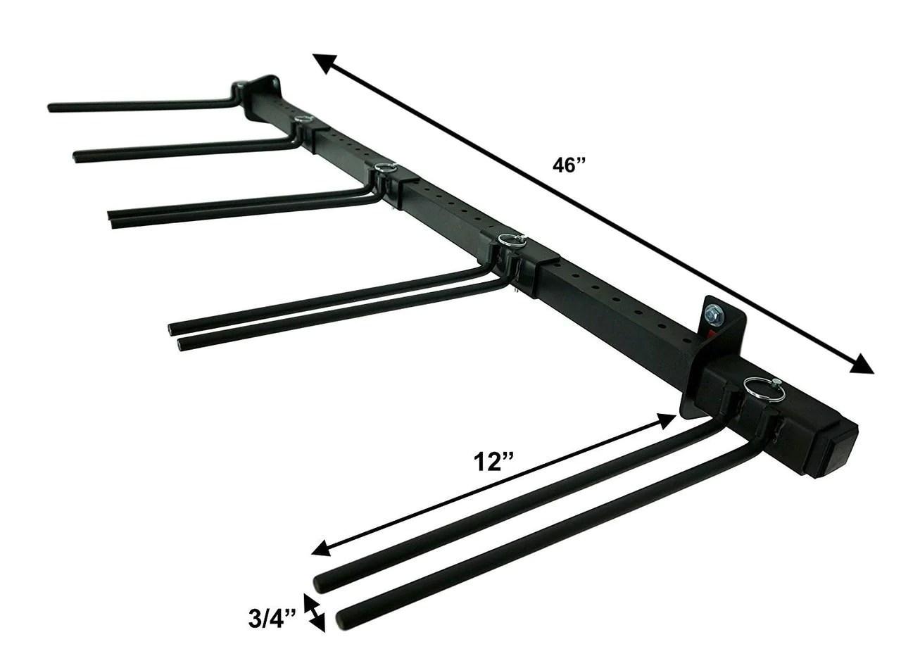 ski rack vertical 10 pairs