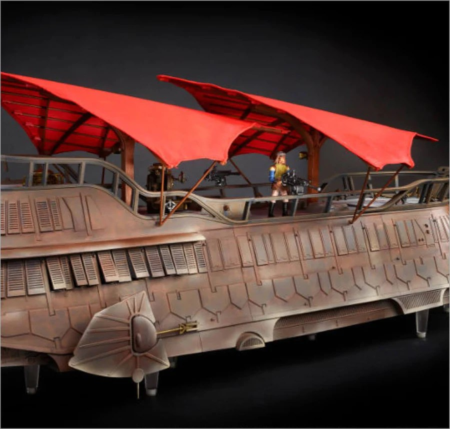 Star Wars The Vintage Collection Jabba's Sail Barge (The Khetanna)