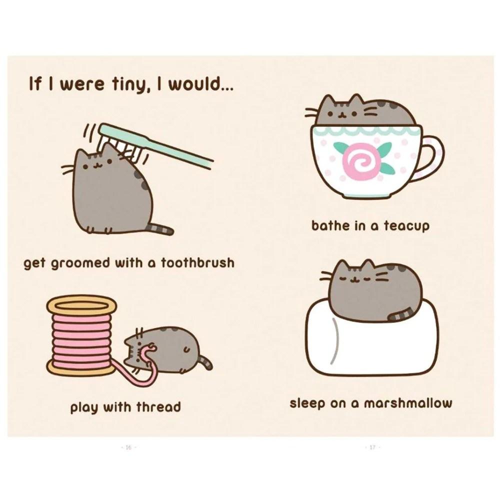 I Am Pusheen The Cat Book PIQ