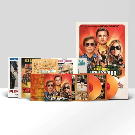 WEDSTRIJD: Win de Collector's Edition van Once Upon a Time in Hollywood