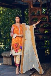 Charizma Flora Flamboya Cn 72 Naranji Collection Vol 2