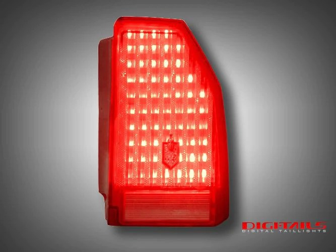 1986 1988 ls 1987 1988 ss chevrolet monte carlo sequential led tail lights