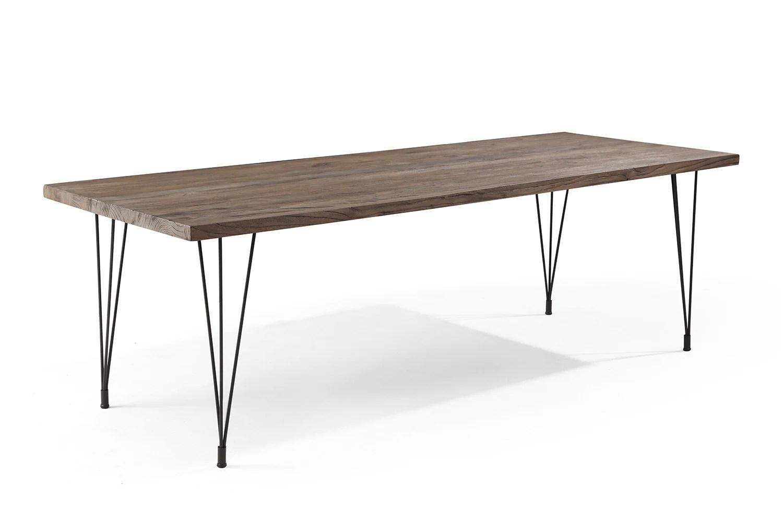 table a manger industrielle a pieds en epingle tm02