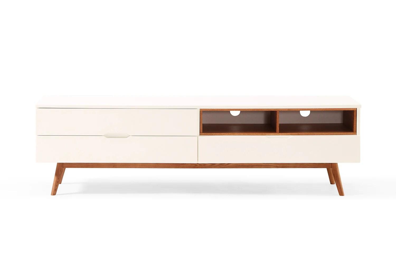 meuble tv design scandinave lema