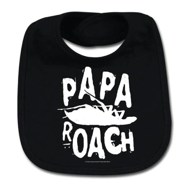And Logo John Papa Black White S