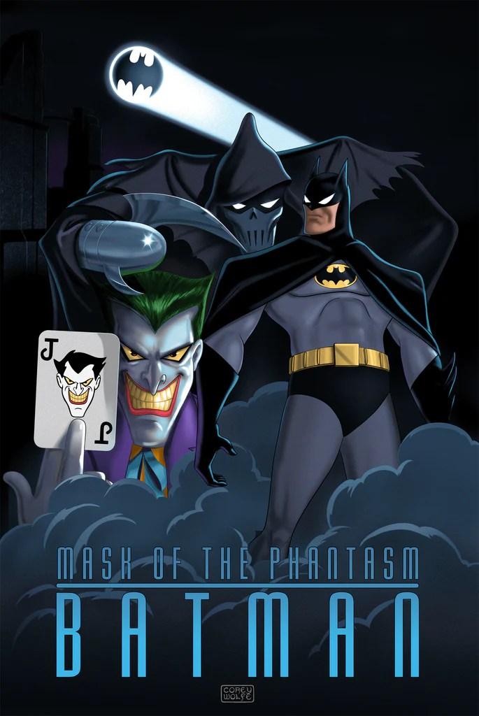 New Batman Prints By Corey Wolfe Mark Chilcott Daniel Taylor On Sal Bottleneck Art Gallery